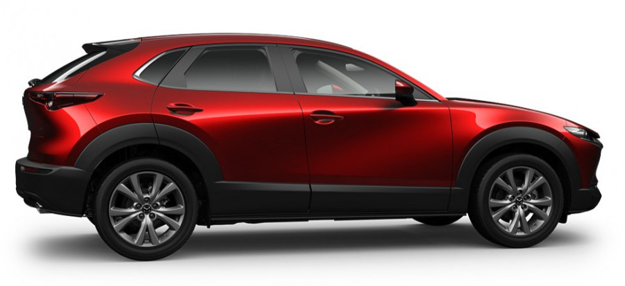 2020 Mazda CX-30 DM Series G20 Evolve Wagon Image 10