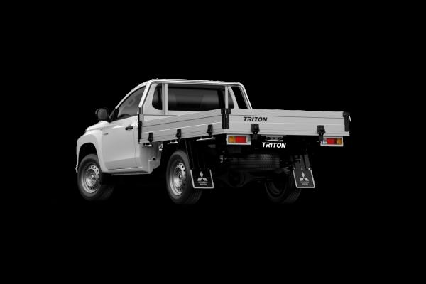 2021 Mitsubishi Triton MR GLX Single Cab Chassis 4WD Other Image 3
