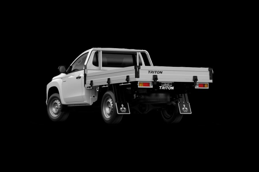 2021 Mitsubishi Triton MR GLX Single Cab Chassis 4WD Other