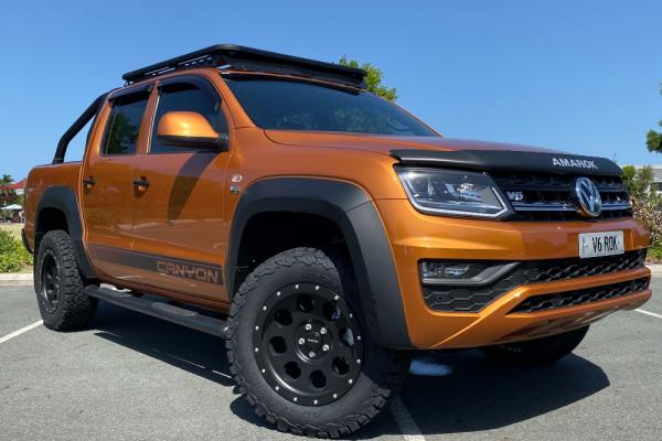 Volkswagen Amarok Canyon Canyon
