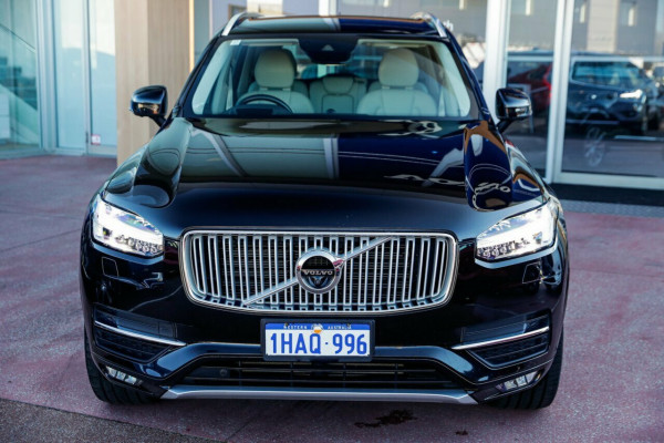 2017 Volvo XC90 L Series MY17 T6 Geartronic AWD Inscription Suv Image 2