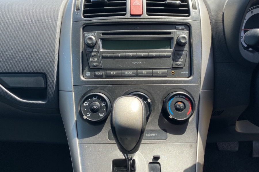 2008 Toyota Corolla ZRE152R Ascent Hatch Image 15