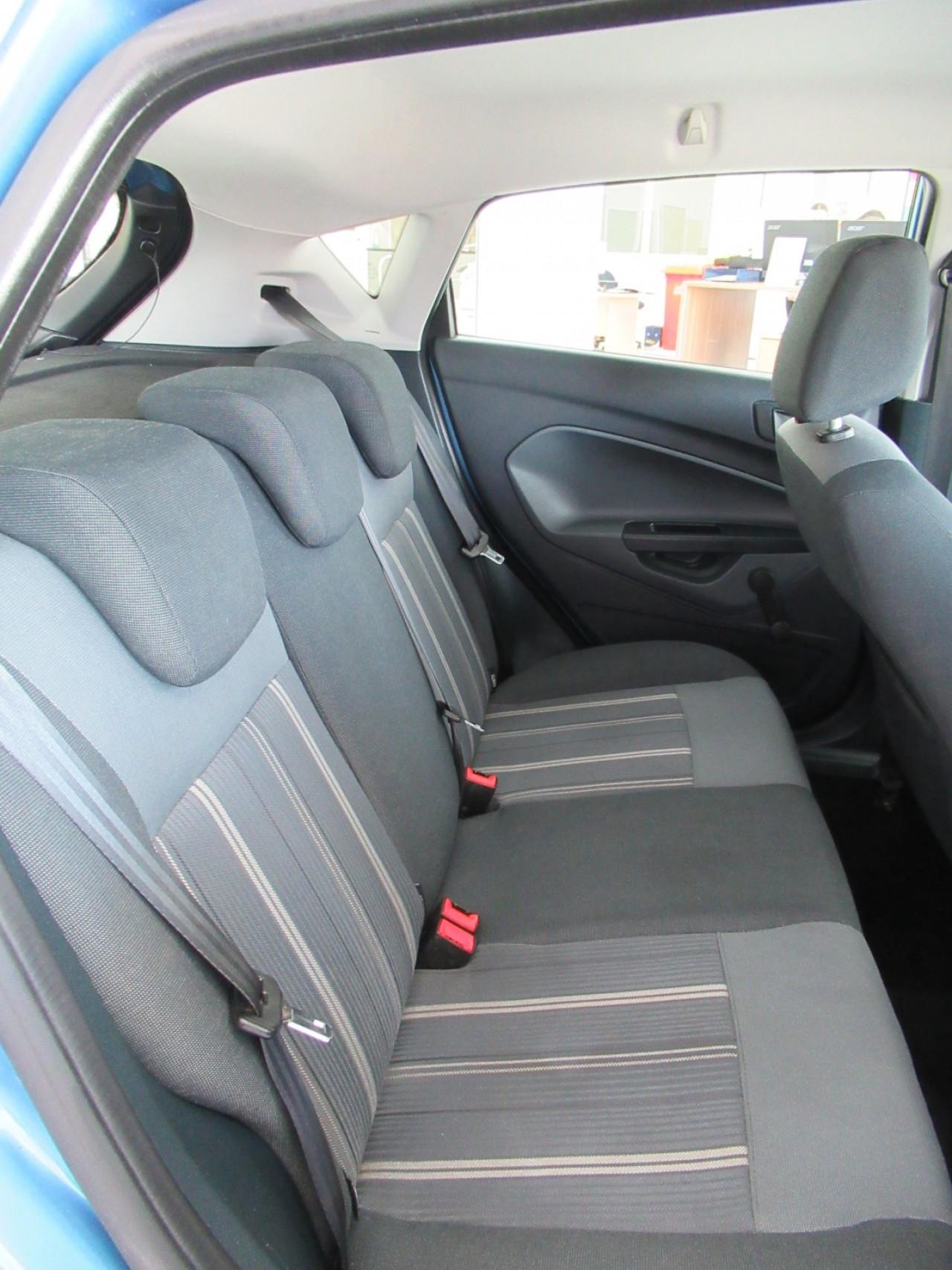 2009 Ford Fiesta WS CL Hatchback Image 18