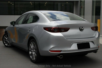 2020 Mazda 3 BP G20 Touring Sedan Sedan Image 4