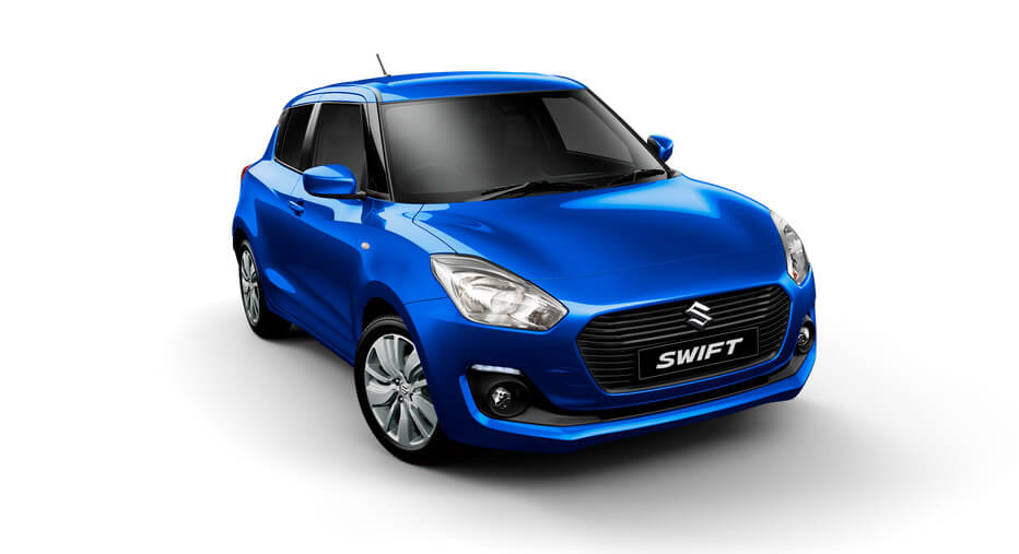 2018 Suzuki Swift AZ GL Navigator Hatchback