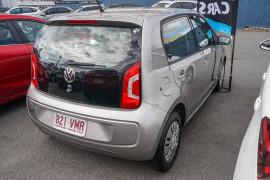 2012 Volkswagen Up! (No Series) MY13 Hatchback