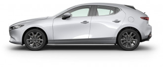 2020 Mazda 3 BP G20 Evolve Hatch Hatchback image 21