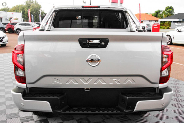 2021 Nissan Navara D23 Dual Cab ST Pick Up 4x4 Utility Image 2