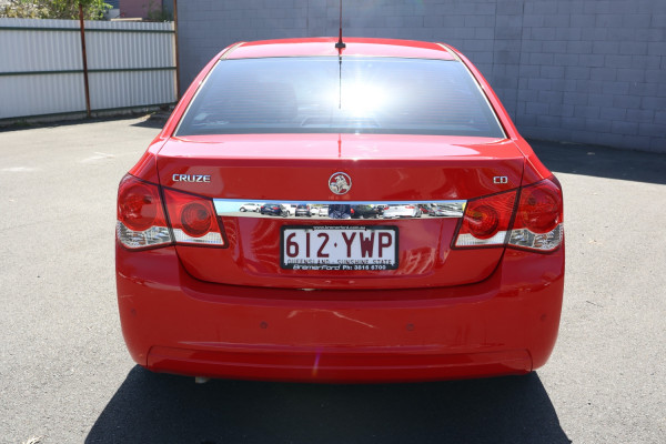 2012 Holden Cruze Vehicle Description. JH  II MY12 CD Sedan 4dr SA 6sp 1.8i CD Sedan