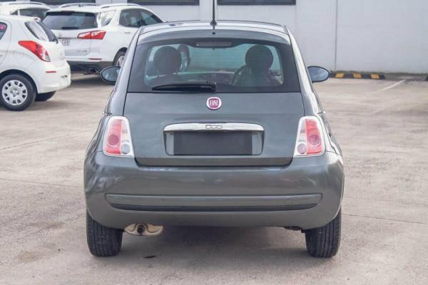 2013 Fiat 500 MY13 POP Hatchback Image 4