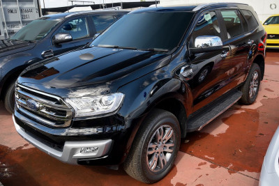 Ford Everest Titanium 4WD UA