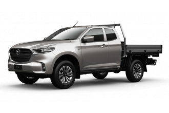 Mazda BT-50 XT 4x2 Freestyle Cab Chassis TF