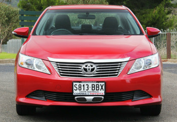 2014 Toyota Aurion GSV50R AT-X Sedan