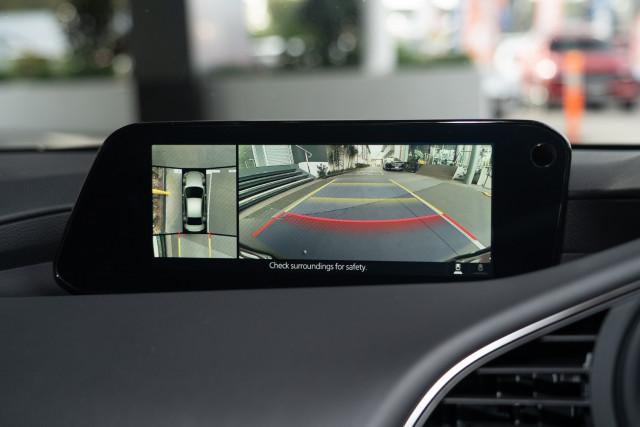 2021 Mazda 3 BP G25 Evolve Sedan Sedan Mobile Image 14