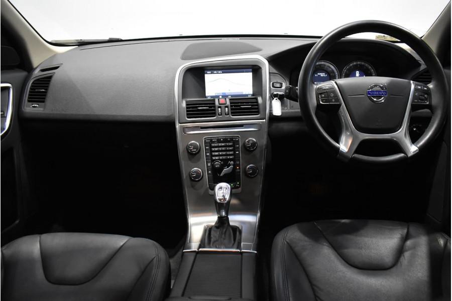 2012 Volvo XC60 (No Series) MY13 T5 Teknik Suv