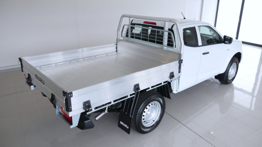 2020 MY21 Isuzu UTE D-MAX SX 4x4 Space Cab Chassis Cab chassis Image 23