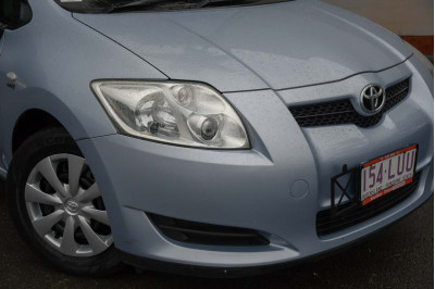 2009 Toyota Corolla ZRE152R MY10 Ascent Hatchback Image 3