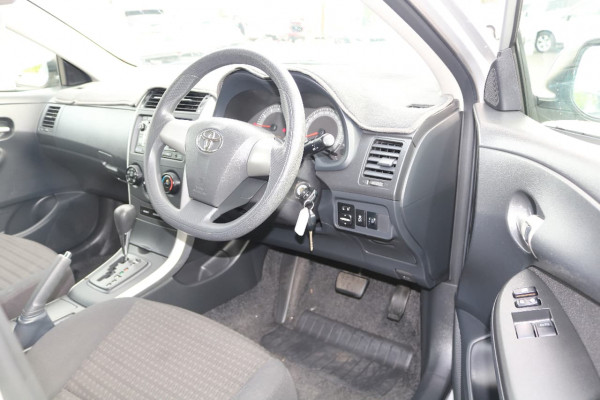 2010 Toyota Corolla ZRE152R MY10 ASCENT Sedan