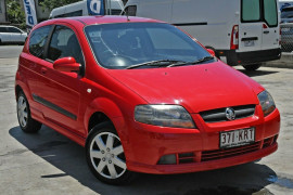 Holden Barina TK MY07