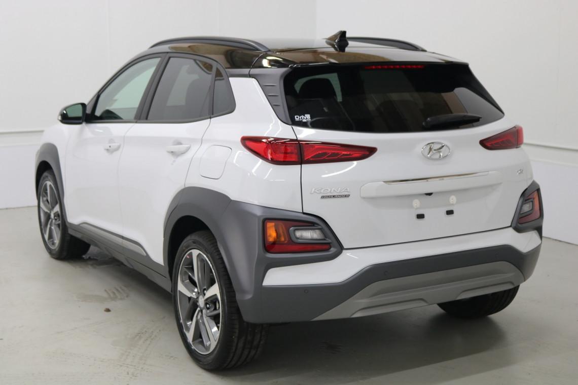 2020 Hyundai Kona OS.3 Highlander Suv Image 9
