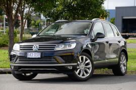 Volkswagen Touareg TDI 7P  V6