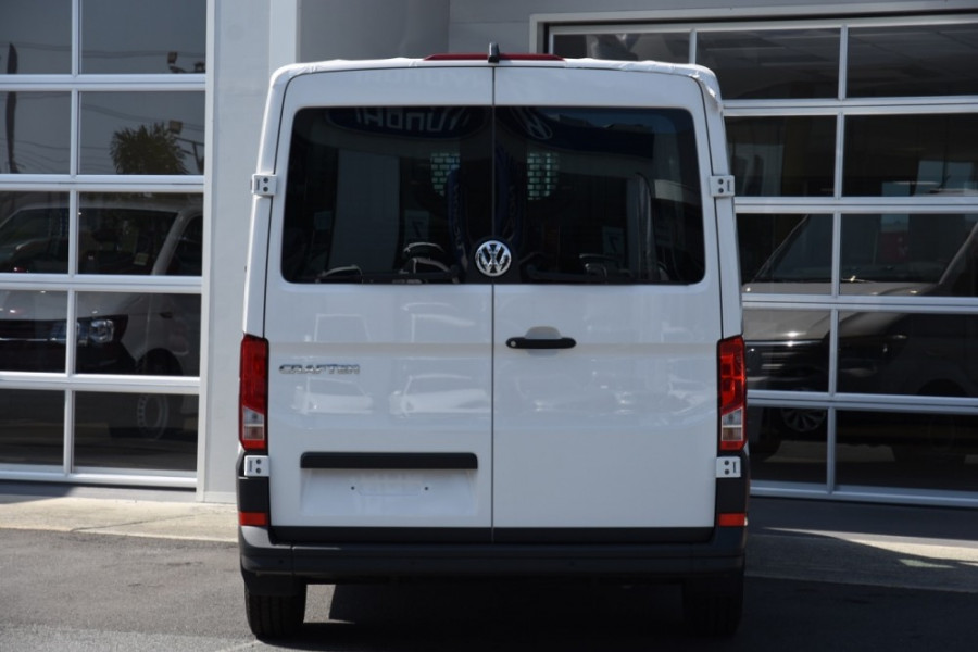 2019 MY18 Volkswagen Crafter SY1 Van MWB Standard Roof Van