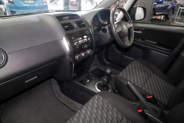 2008 Suzuki Sx4 GYA Hatchback