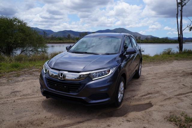 2020 MY21 Honda HR-V VTi Suv Image 2