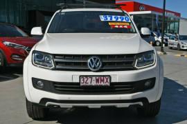 2015 MY16 Volkswagen Amarok 2H MY16 TDI420 4MOTION Perm Atacama Utility