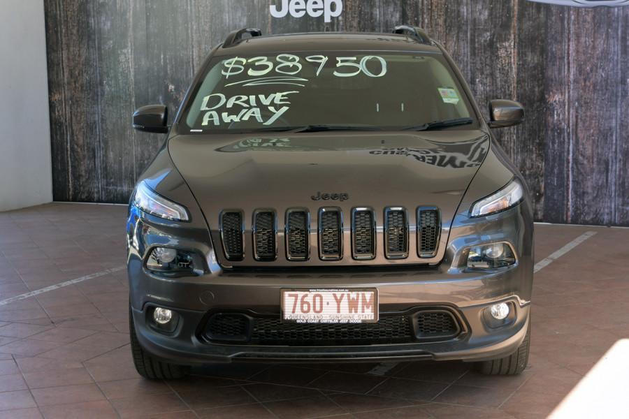 2017 MY18 Jeep Cherokee KL Night Eagle Suv Mobile Image 3