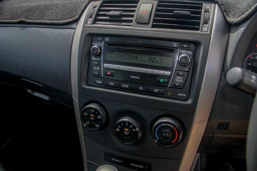 2007 MY06 Toyota Corolla ZZE122R MY06 Upgrade Conquest Sedan
