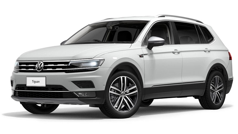 2019 MY20 Volkswagen Tiguan 5N 162TSI Highline Allspace Suv