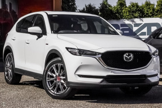 2020 Mazda CX-5 KF 100th Anniversary Suv