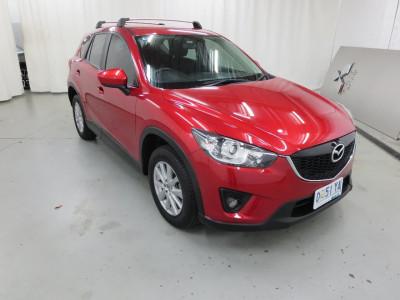 Mazda Cx-5 Maxx Sport KE1031