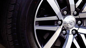 Fortuner Smart braking
