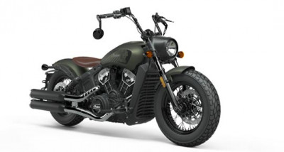 New Indian Scout Bobber Twenty