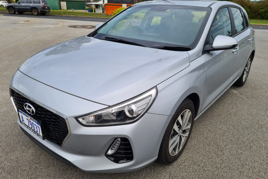 2019 Hyundai I30 PD2  Active Hatchback