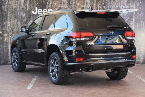 2019 Chrysler Grand Cherokee S-LIMITED 4x4 5.7L 8Spd Auto Wagon Image 3