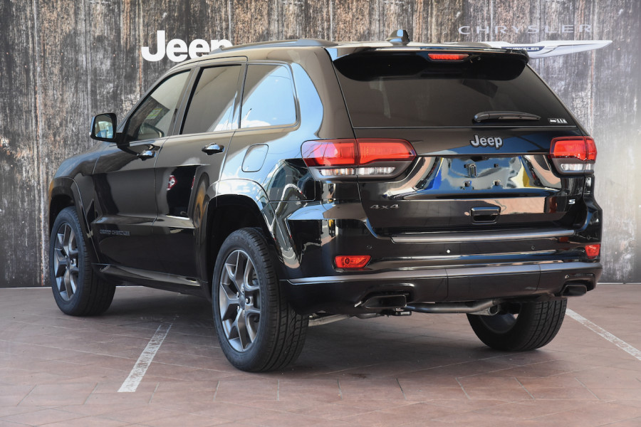 2019 Chrysler Grand Cherokee S-LIMITED 4x4 5.7L 8Spd Auto Wagon