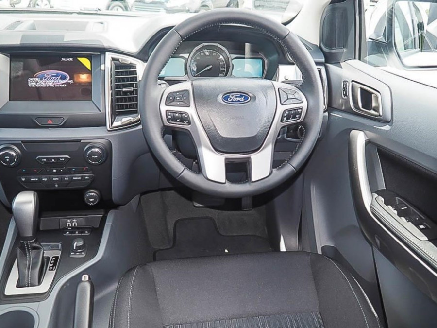 2018 Ford Ranger PX MkII 4x4 XLT Double Cab Pickup 3.2L Utility - dual cab