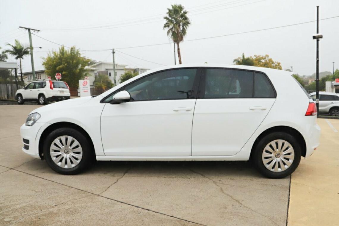 2014 MY15 Volkswagen Golf 7 90TSI Hatchback