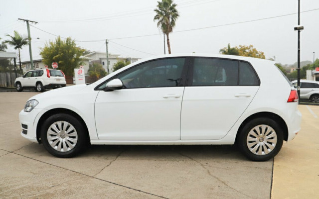 2014 MY15 Volkswagen Golf 7 90TSI Hatchback Image 4