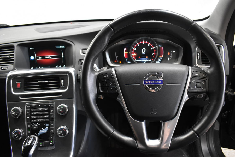 2016 Volvo S60 (No Series) MY16 T4 Luxury Sedan Image 17