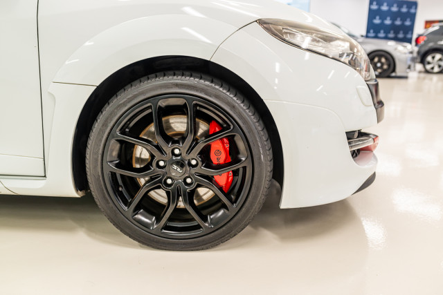 2010 Renault Megane III D95 R.S. 250 Cup Coupe Image 13