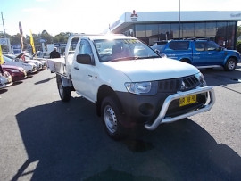 Mitsubishi Triton GLX ML Turbo