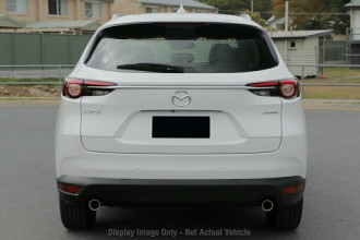 2021 Mazda CX-8 KG2WLA Sport SKYACTIV-Drive FWD Suv Image 5