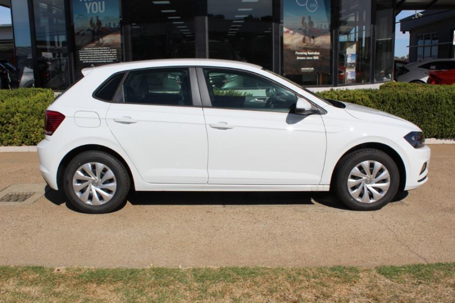 2018 Volkswagen Polo AW Trendline Hatch