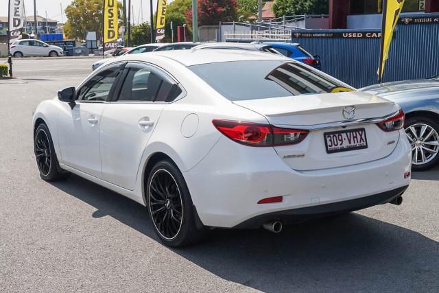 2014 Mazda 6 GJ MY14 Touring Sedan Image 2