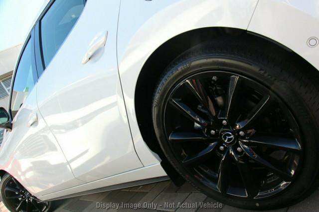 2020 Mazda 3 BP2HLA G25 Astina Hatch Hatchback Image 4