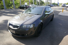 2007 Holden Calais VE 4dr Sedan